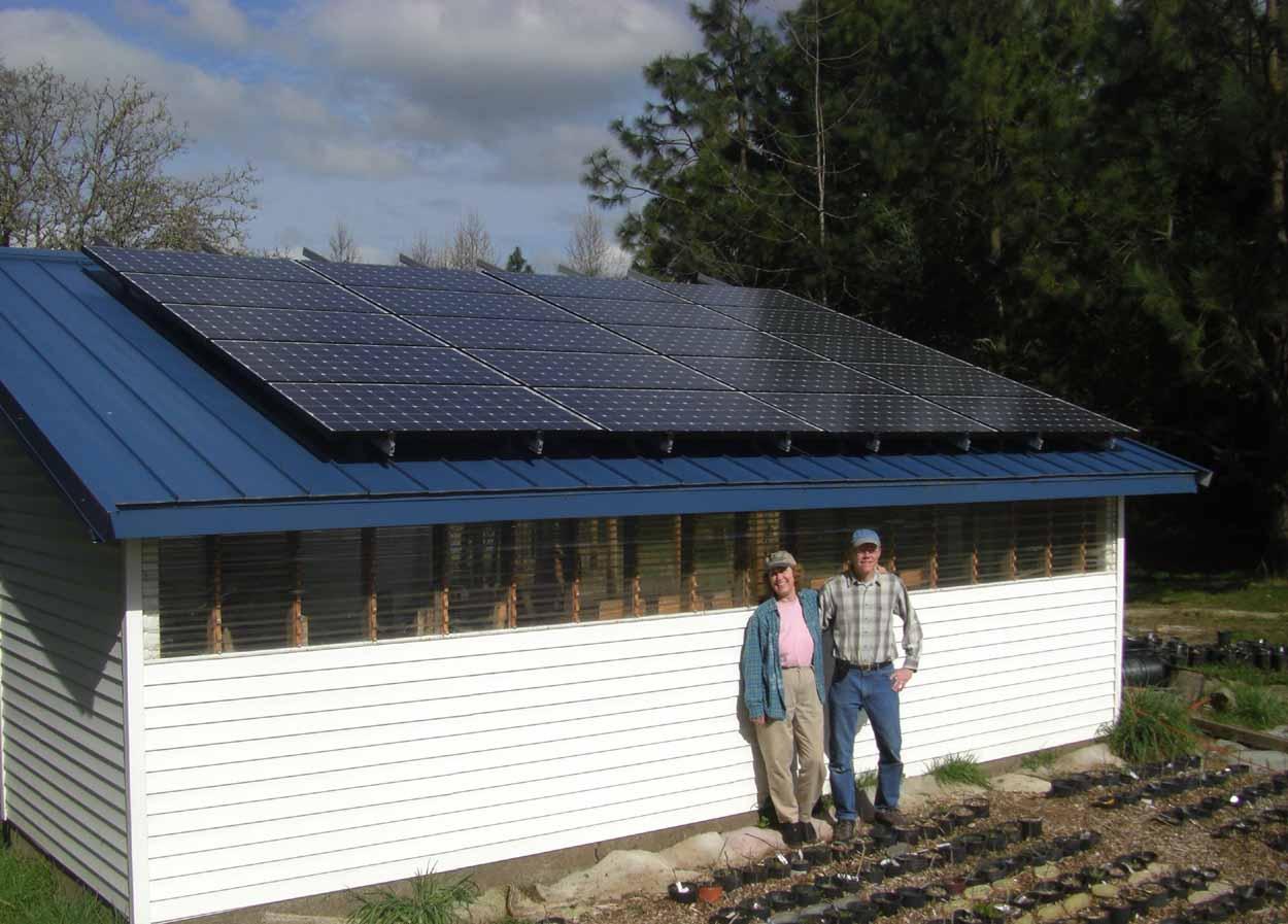 PV Solar Installation
